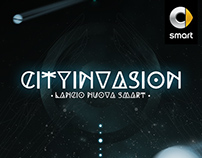 Cityinvasion - Landing page