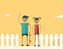 Pla Municipal per a la Infància - Infografia