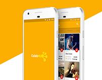 CelebHub | Android + iOs App