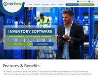 Inventory-software Website