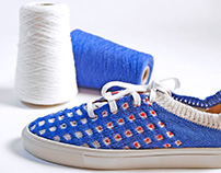 Kniterate | Knitted Sneaker