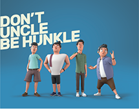 Don't Uncle Be Hunkle (HPB)