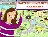 Maltepe Üniversitesi'ne nasıl kayıt olabilirim ?