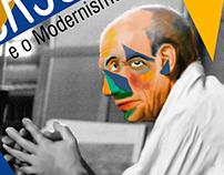 Exhibition poster 'Picasso e o Modernismo Espanhol'