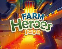 Farm Heroes Saga - Art - King