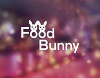 Food Bunny - Restaurant Logo