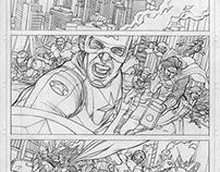 Avengers vs Ultron Pg. 1 - 3
