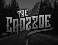 Crozzoe Typeface (FREE)