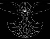 Vyriy (black and pagan metal fest) logo