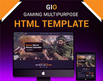 GIO - Gaming Community Forum and Game Template
