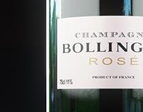 Bollinger Rose Champangne