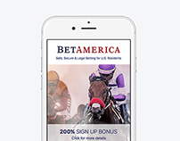 BetAmerica App