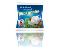 Mozzarella Nonna Isa