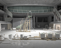 Master's Thesis / School of Architecture in Prague