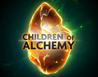 Children of Alchemy - Videogame (WIP)