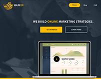 MARKON STRATEGY | UX/UI
