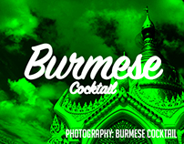 Photography: Burmese Cocktail