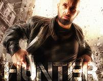 "Artwork - Movie Poster Design ""HUNTER"""