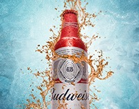 ADS - BUDWEISER BEER