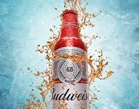 ADS - BUDWEISER BEER