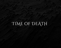 Time of Death Logo Design