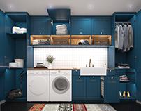 Laundry / Norway