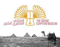 The Grand Egyptian Museum Rebranding