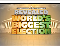 Revealed - World's Biggest Election -Discovery Channel