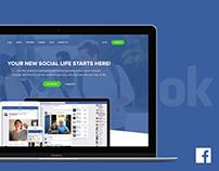 Facebook as a Startup