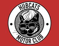 HUBCATS Motorclub patch