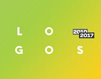 Logos 2010-2017