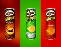 Pringles | Social Media Unofficial Adv