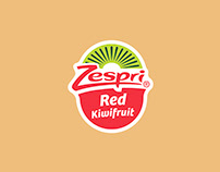 Zespri Red KiwiFruit