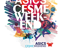 Asics Cesme Weekend 2015