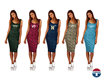 Prosphere Fully Sublimated Licensed Dress Collection