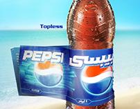Pepsi summer ad.