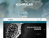 Watch Shop E-Commerce