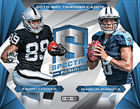 Panini Spectra Trading Cards