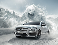 Mercedes-Benz Snow Monster