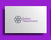 Logo and identity for Örebro Tillsammans