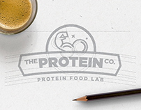 The Protein Co. Branding
