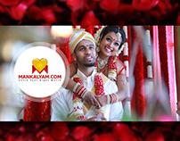 Mankalyam.com Matrimonial Branding