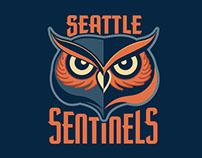 Seattle Sentinels - Branding a Regional eSports Team