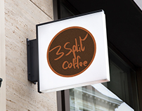 Coffee Shop Branding
