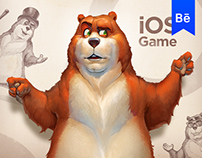 Hulabear - iOS Game