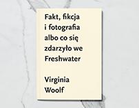 Virginia Woolf — Fakt, fikcja i fotografia...