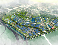 5. Urban Planning Cụm CN DẠ HỢP HÒA BÌNH 2018-2020-70HA