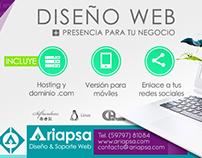 Publicidad Ariapsa.com