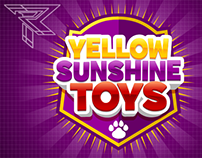 Yellow Sunshine Toys
