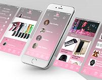iPhone-UI UX Design